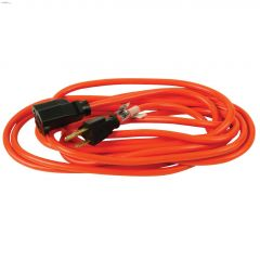 1 Outlet 16 AWG 3C 15 m Orange Outdoor Power Cord