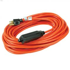 3 Outlet 16 AWG 3C 10 m Orange Outdoor Power Cord