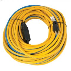 Tradesman 3 Outlet 12 AWG 3C 30 m Yellow/Blue Power Cord