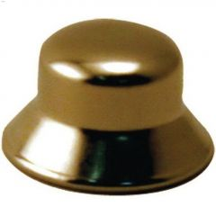 """1/8"""" IPS Brass Finial Knob"""