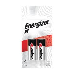 Max 1.5V Alkaline Flat Contact Battery-2/Pack