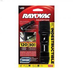 Rayovac 3AAA 250 Lumens LED Virtually Indestructible Flashli