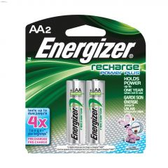 NiMH AA Rechargeable Battery-2/Pack