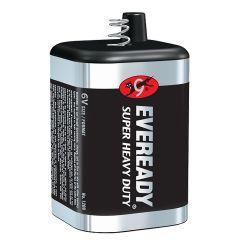 Eveready Super Heavy Duty 6V Lantern Battery