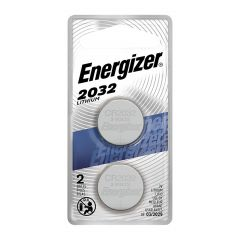 2032 Lithium Coin Battery-2/Pack