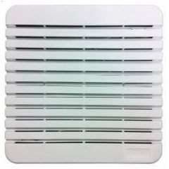 """9-1/2"""" x 9-1/2"""" White Replacement Grille"""