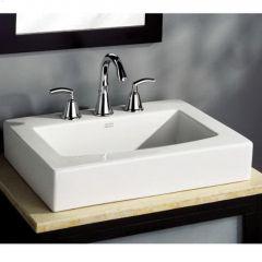 "Boxe 23-1/4"" x 17-1/2"" Above-Counter Sink"