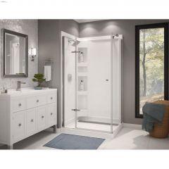 Athena Clear Acrylic Shower Kit