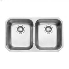 """Horizon U 31"""" x 18"""" Kitchen Sink"""
