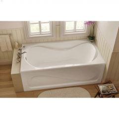 Cocoon 6032 White End Rectangular Bath Tub