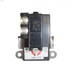Black Water Heater Lower Thermostat