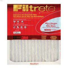 """Filtrete 20"""" x 16"""" x 1"""" Micro Allergen Reduction Filter"""