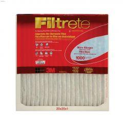 """Filtrete 20"""" x 20"""" x 1"""" Micro Allergen Reduction Filter"""