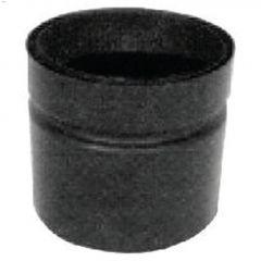 "7"" x 7"" Black Universal Chimney Adaptor"