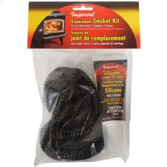 "3/4"" Black Gasket Rope Kit"