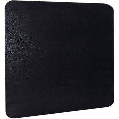 """46"""" x 52"""" Pebble Black Stove Board"""