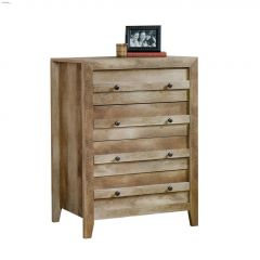 Dakota Pass Craftsman Oak 4 Drawer Chest
