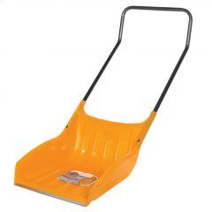 "23.5\"" x 61.25\"" Polyethylene Blade Alpine Sleigh Shovel"
