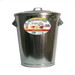 5 gal Steel Bird Seed Container