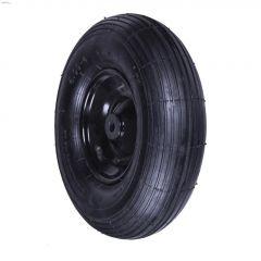 "14"" Baked Enamel Replacement Wheelbarrow Tire Kit"