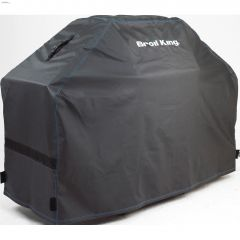"""64"""" x 23"""" x 45-1/2"""" PVC Polyester Grill Cover"""