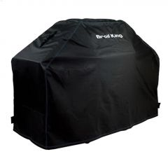 """58\"""" x 21-1\/2\"""" x 46\"""" PVC Polyester Grill Cover"""