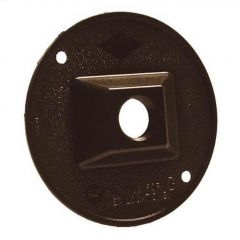"4-1/8"" Rugged Die Cast Round Cluster Cover"
