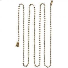 3' Ball Beaded Chain