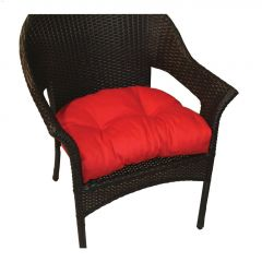 Polyester Fabric Chair Seat Cushion