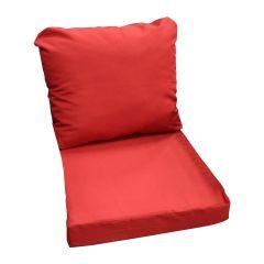 Polyester Fabric Deep Seat Cushion