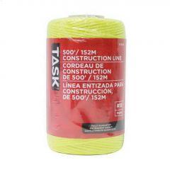 500' Fluorescent Braided Nylon Construction Line Reel