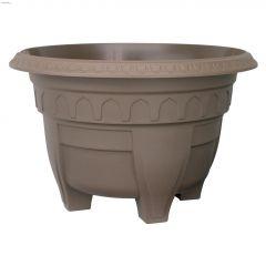 """15-1\/4\"""" x 9-3\/4\"""" Azura Patio Planter Pot"""