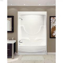 Figaro 1-Piece Tub Shower