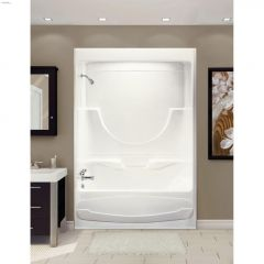 Figaro\u2122 3-Piece Tub Shower