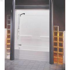 Monaco\u2122 2-Piece Tub Shower Without Roof Cap
