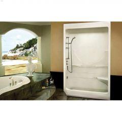 Allegro 3-Piece Seat Shower
