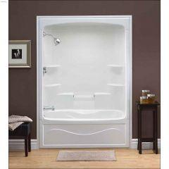Liberty 1-Piece Tub Shower