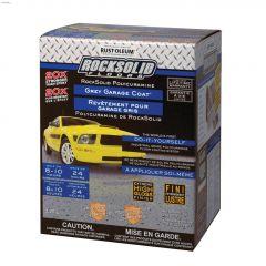 RockSolid\u00ae 2.25 L High-Gloss Epoxy Garage Coating Kit