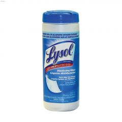 Lysol\u00ae 35 Sheet Disinfectant Wipes