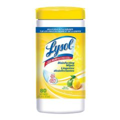Lysol\u00ae 80 Sheet Disinfectant Wipes