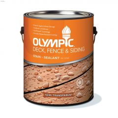 Olympic® 1 gal Stain & Sealant