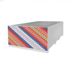 "Firecode 8' x 4' x 1/2"" Type C Drywall Gypsum Panel"