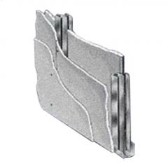 "8' x 2' x 1"" Cavity Shaft Wall Liner Panel"