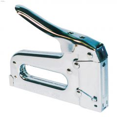 Chrome Heavy Duty Staple Gun