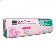 "Owens Corning Quiet Zone WS 48"" x 15"" x 3-1/2"" - 110 sqft"