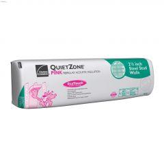 "Owens Corning Quiet Zone SS 48"" x 24"" x 2-1/2"" - 256 sqft"