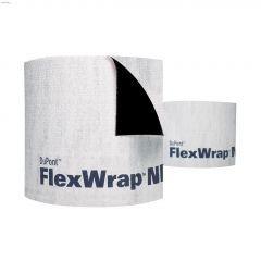 "Tyvek Flexwrap NF 75' x 9"" Self Adhered Flashing"