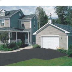 8' x 7' Acadia 138 Garage Door