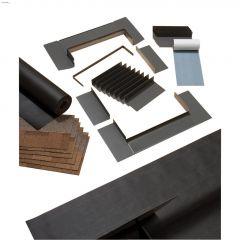 """55-3/4"""" x 30"""" Grey Step Flashing Kit"""