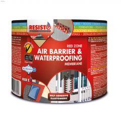 "Red Zone Pro 4"" x 50' Waterproofing Membrane"